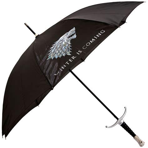 Gamis Monalisa Umbrella of thrones longclaw stark umbrella