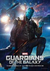 Guardians of the Galaxy Character Posters Feature ...