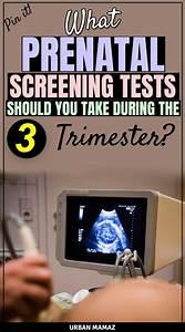 Third-trimester Prenatal Screening Tests