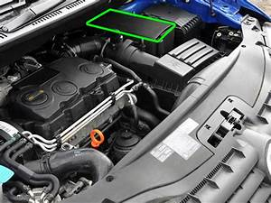 Volkswagen Touran Car Battery Location