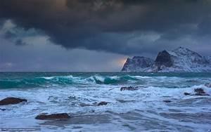 Fond Ecran Mer : tlcharger fond d 39 ecran mer nuit paysage fonds d 39 ecran ~ Farleysfitness.com Idées de Décoration