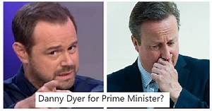 A 40-second rant has turned Danny Dyer into the hero we ...