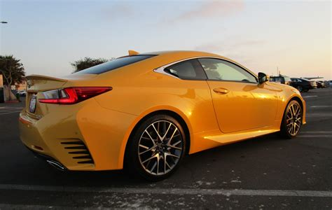 Cars Lexus Sports by 2018 Lexus Rc350 F Sport Road Test Review By Ben Lewis