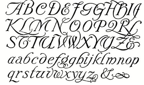 different letter styles essentials of lettering chapter 5 54400