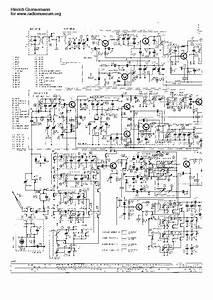 Grundig Satellit2000 Radio And Ssb Adapter 1973 Sm Service