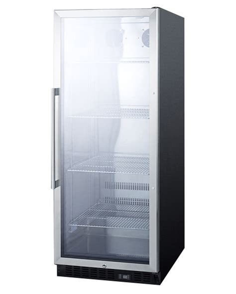 Summit SCR1156 11.0 Cu. Ft. Full Size Commercial Beverage Refrigerator   BeverageFactory.com