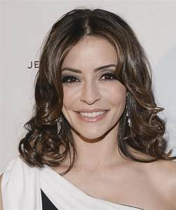 Emmanuelle Vaugier Hairstyles in 2018
