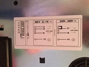 Inductie Kookplaat  Perilex  4 Draden Op 5 Polige Perilex