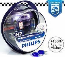 Philips Racing Vision H7 : philips vision h7 ebay ~ Jslefanu.com Haus und Dekorationen