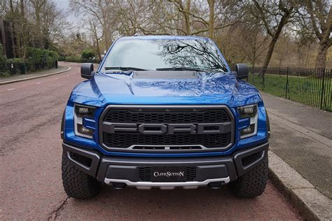 2017 Ford F 150 Raptor Costs As Much As 911 Carrera In The UK