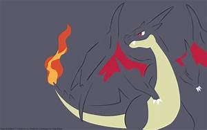 Displaying 20 Images For - Shiny Mega Charizard Y ...