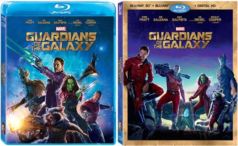 'guardians Of The Galaxy' Bluray Review A Visual Masterpiece