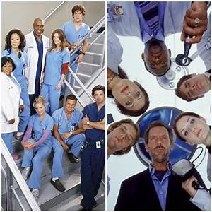 Grey's Anatomy Vs Dr House - Blog de people-play