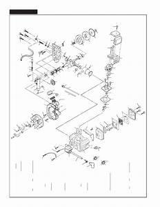 Mcculloch Ms1635av Illustrated Parts Breakdown