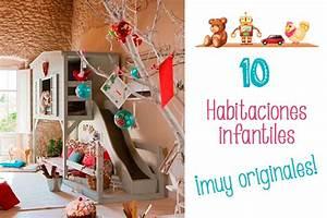 10 Habitaciones Infantiles Muy Originales