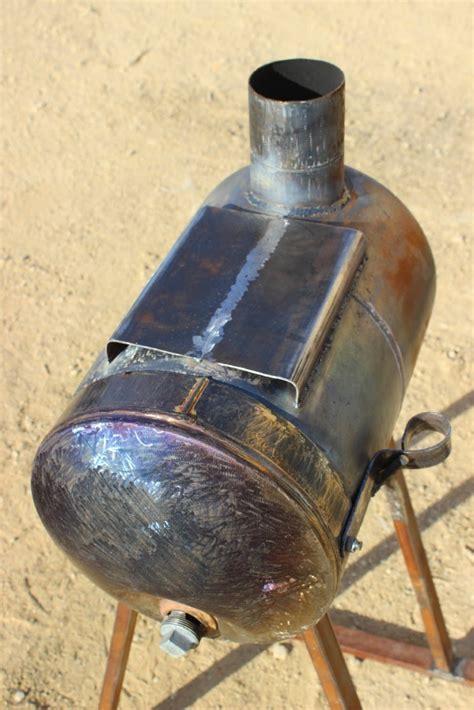 field lab diy wood stove