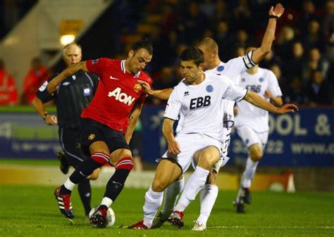 Soccer – Carling Cup – Fourth Round – Aldershot Town v ...