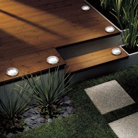 Deck Lights Solar by 17 Best Ideas About Solar Deck Lights On Solar