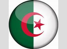 Emoji drapeau d'Algérie country flags
