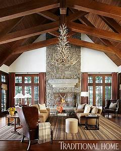 Sophisticated Family Cabin in the North Woods