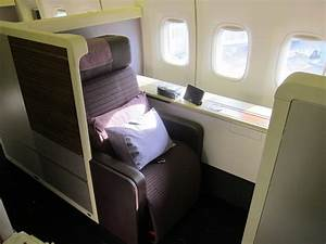 So, I just flew Thai Airways' new first class - One Mile ...