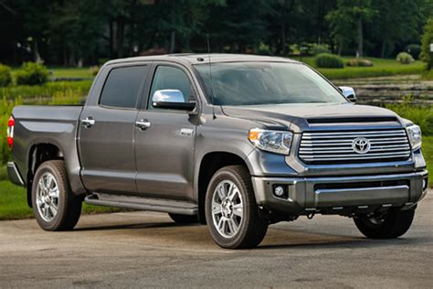 Toyota Tundra News by New Changes For 2016 Toyota Tundra
