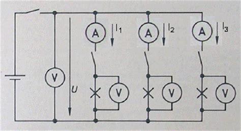 parallelschaltung strom berechnen schaltung mit  widerst