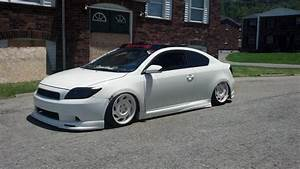 TC Bagged And Custom Bodypaint And Fitted Scion TC