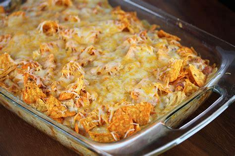 chicken dorito casserole dorito chicken casserole recipe blogchef net