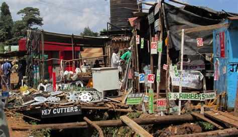 Don't Blame The Informal Economy For Being Informal, Blame
