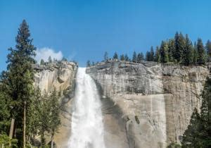 Rangers Search For Teen Swept Over Fall Yosemite