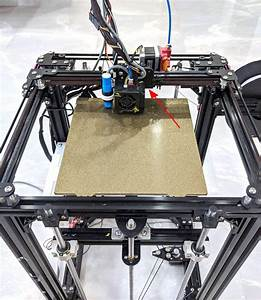 Kay3d Corexy Belt Tensioning Guide
