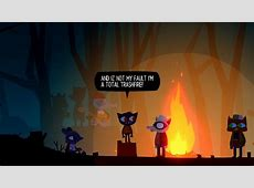 Night in the Woods review Small moments and Bruce