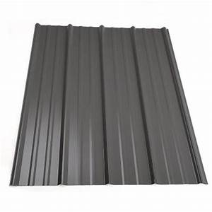 metal sales 16 ft classic rib steel roof panel in With 18 foot metal roofing
