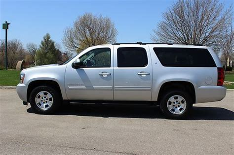 small engine maintenance and repair 2010 chevrolet suburban 1500 head up display buy used 2010 chevrolet suburban lt 1500 automatic 6 speed awd 4x4 towing package low mil in