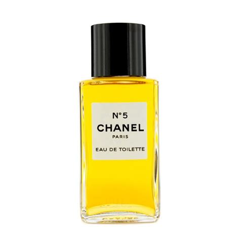 chanel no 5 eau de toilette bottle 100ml cosmetics now australia
