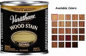 Varathane Stain Color Chart Varathane Wood Stain Colors Chart Tyres2c