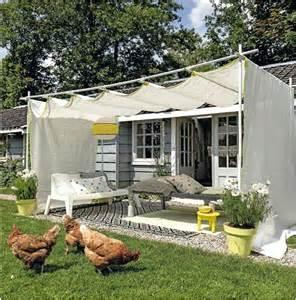 DIY Outdoor Awning