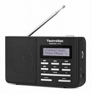 Tragbares Radio Test : technisat digitradio 210 tragbares dab digitalradio test ~ Kayakingforconservation.com Haus und Dekorationen