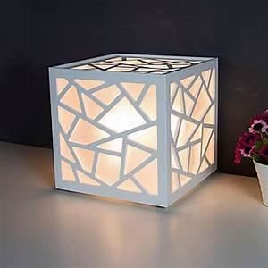 Lampe A Poser Pas Cher : lampe design moderne tu achat vente lampe a poser pas ~ Teatrodelosmanantiales.com Idées de Décoration