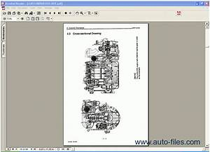 Yanmar Marine Diesel Engine 4jh3 Hte  Dte  Repair Manuals Download  Wiring Diagram  Electronic