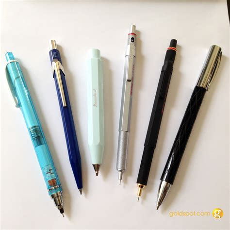 Best Mechanical Pencil The Gold Standard 6 Best Mechanical Pencils That Rock
