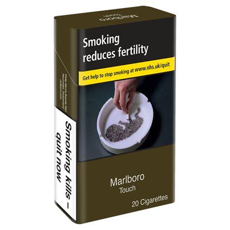 Marlboro Touch KS 20 Cigarettes   BB Foodservice