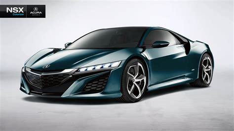 acura nsx supercar prototypeluxury news best of luxury