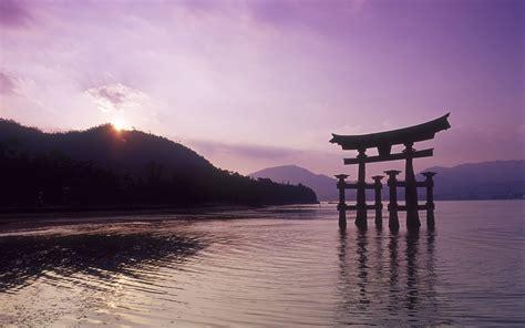 asian landscapes torii gate wallpaper 721144