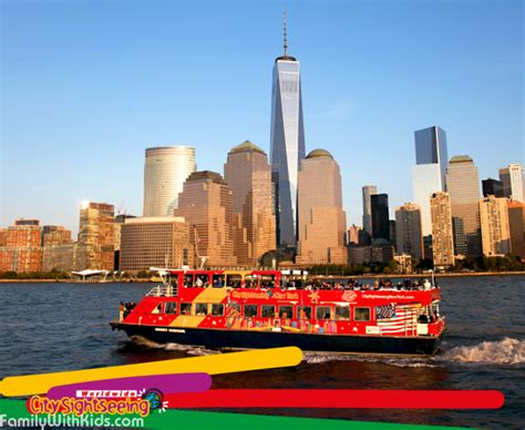 City Sightseeing New York, Bus Sightseeing Tour In New