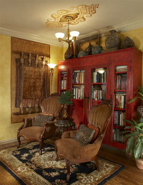 small eclectic rooms traditional living room dallas