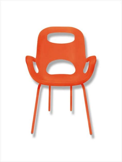 Umbra Oh Chair Orange by Umbra D Occasion Zeeloft