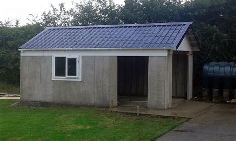 Concrete Garages Ireland  Dublin Wicklow Wexford Sheds