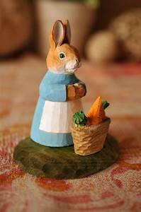 Aliexpress.com : Buy wood rabbit/bunny/carved crafts ...